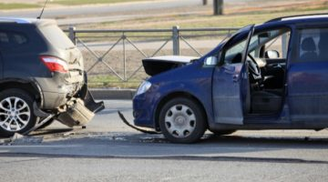 Common Injuries Resulting from Read End Car Accidents