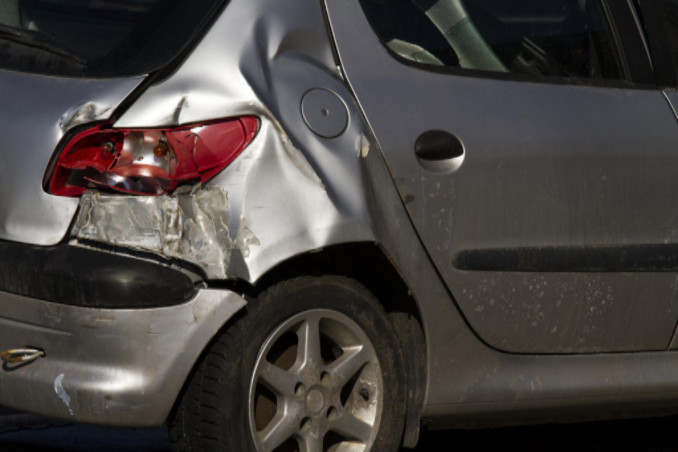 what to do after rear-end accident