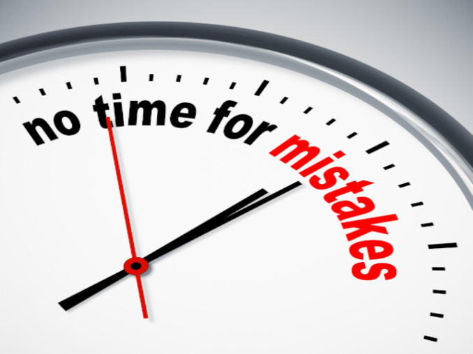 No times for estate planning mistakes on clock