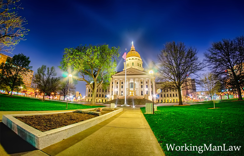 Kansas workers' compensation law
