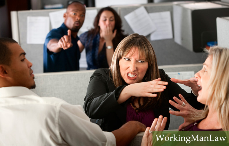 Violence In The Workplace: Can I Collect Workers' Comp?